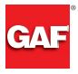 GAF Logo - Smart Roofing is a GAF Certified Roofer, GAF Denver Roofing Contractors, GAF Roofers