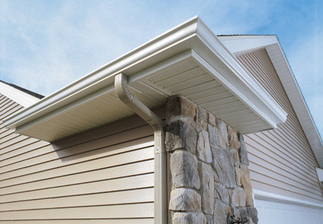 smart roofing provides seamless gutter installation, new gutters, gutter replacement