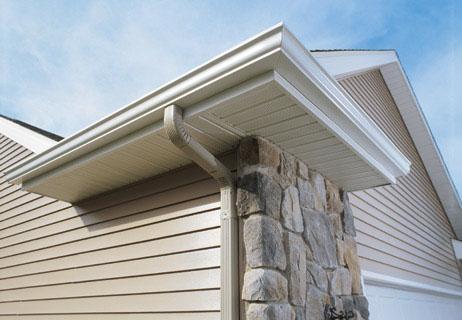 smart roofing provides seamless gutter installation, new gutters, gutter replacement